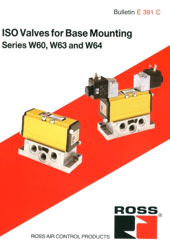 ISO Valves for Base Mounting