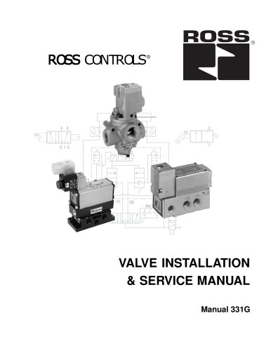 Valve Installation & Service Manual