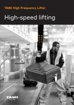 TAWI High Frequency Lifter