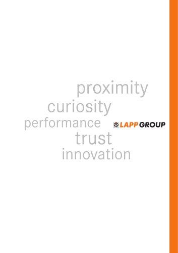 Lapp Corporate Brochure