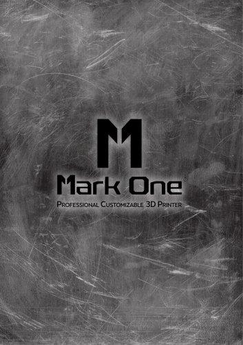 Mark One Presentation