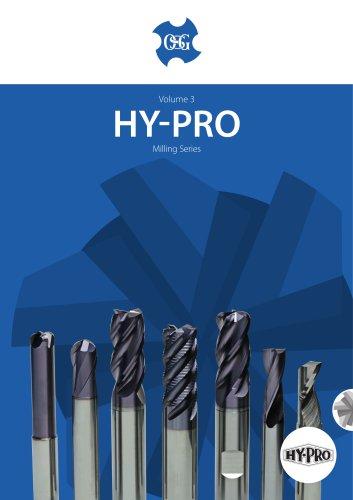 HY-PRO Milling Series Vol.3