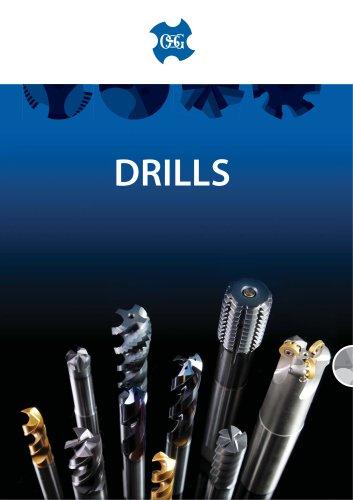 OSG Drills Catalog