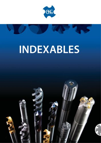 OSG Indexable Series