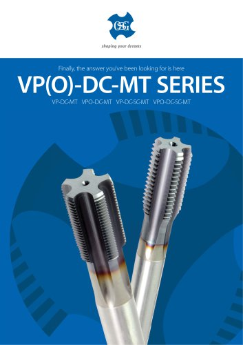 VP(O)-DC-MT Tap Series