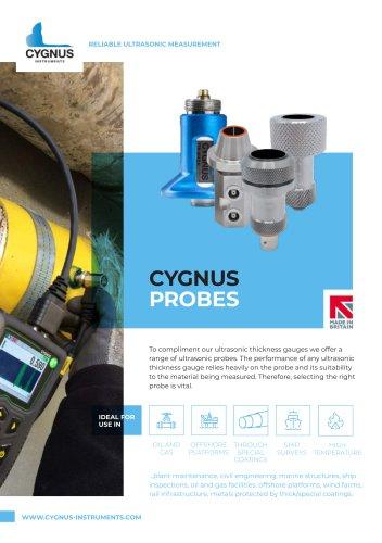 Cygnus Twin Crystal Probes