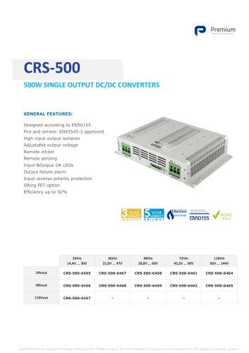 CRS-500