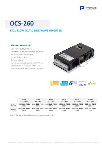 OCS-260