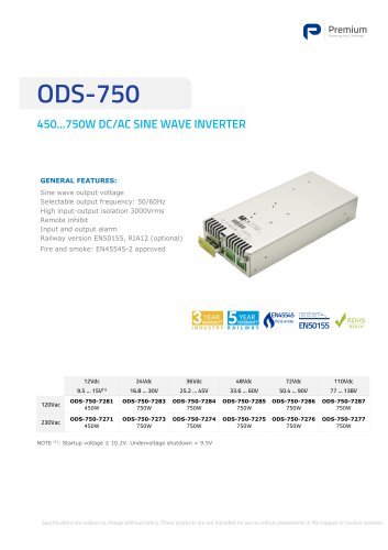ODS-750