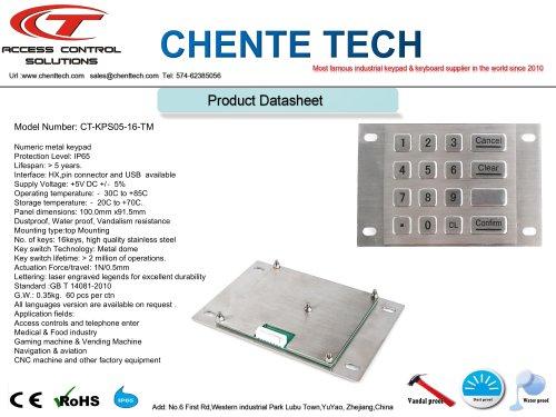 CT-KPS05-16-RM
