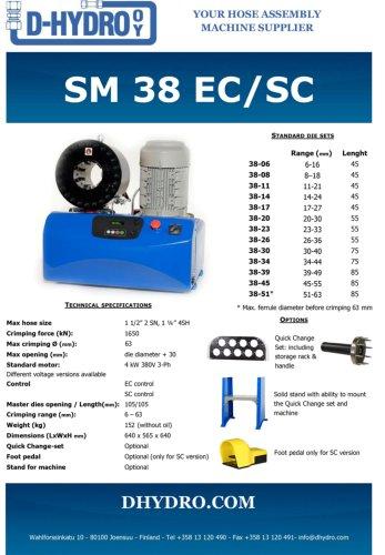 SM 38 EC/SC