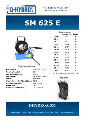 SM 625 E