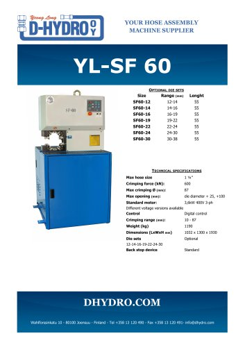 YL-SF 60