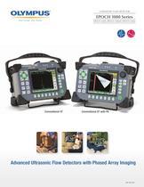 EPOCH 1000 Ultrasonic Flaw Detectors