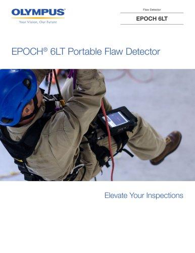 EPOCH® 6LT Portable Flaw Detector