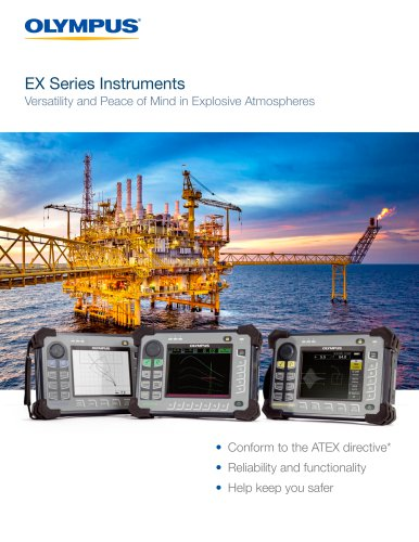EX Series Instruments