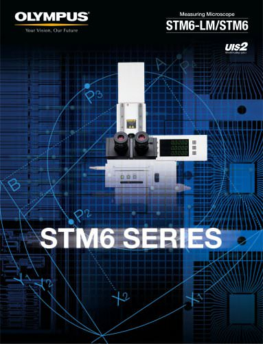 STM6-LM/STM6 Measuring Microscope