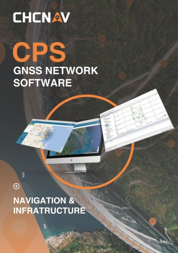 CPS Web-management software / quality / positioning / real-time