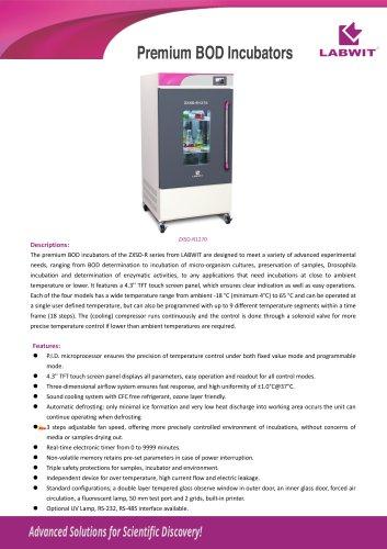 Premium Cooled BOD Incubator V2020