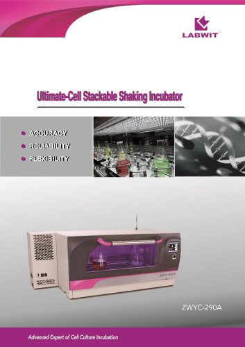 Ultimate-cell Stackable Shaking Incubator