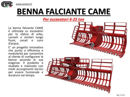 BENNA FALCIANTE