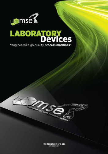 MSE Process Devices 2018