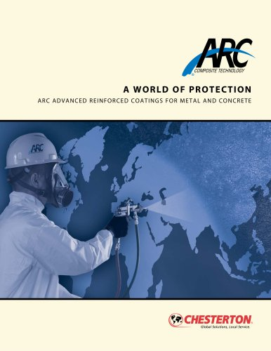 ARC ADVANCED REINFORCED COATINGS FOR METAL AND CONCRETE