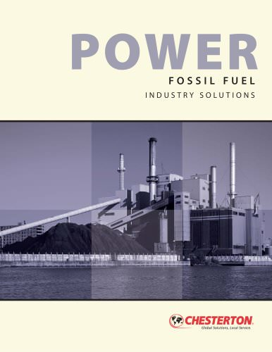 Power, Fossil Power Industry Solutions