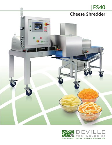 FS40 - Cheese Shredder