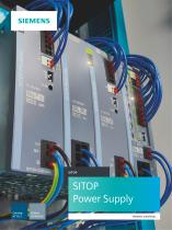 SITOP Catalog KT 10.1 - Edition 2017