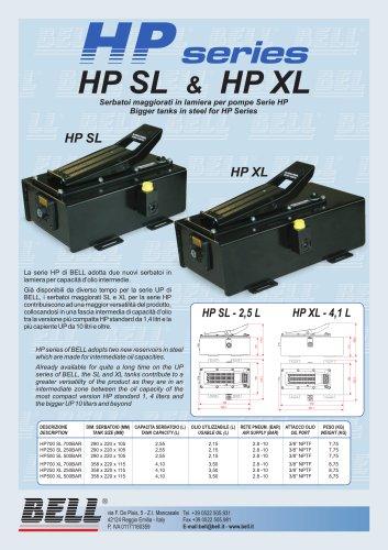 HP SL & HP XL