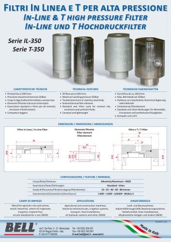 Serie IL-350  Serie T-350