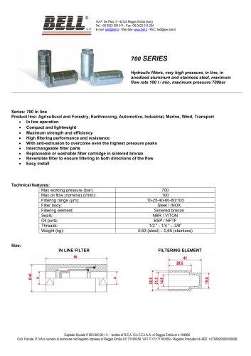 Serie IL-700
