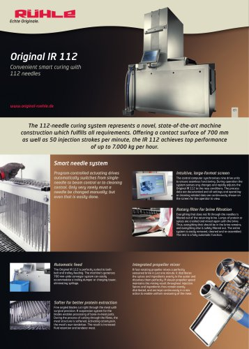 Original IR 112