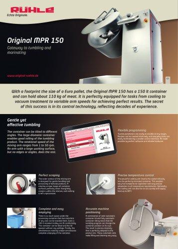 Original MPR 150