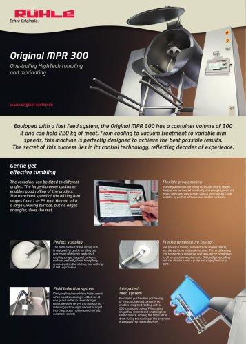Original MPR 300