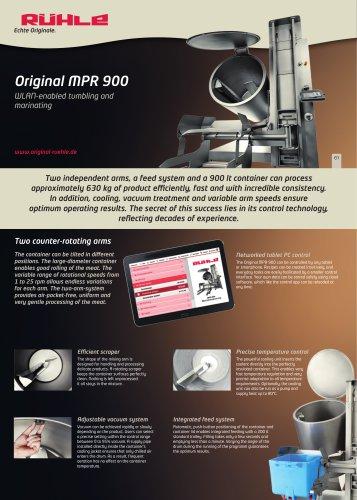 Original MPR 900
