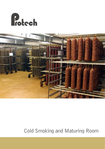 Cold Smoking and Maturing Room