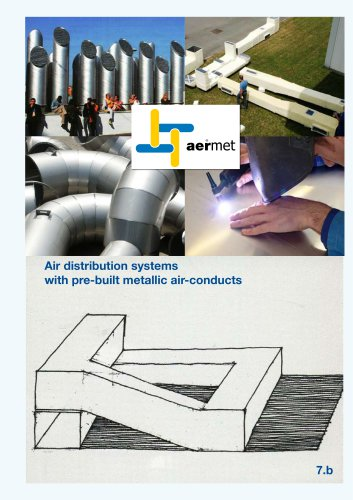 Metallic air ducts AERMET®