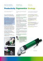 Air cutters for fiberglass and metal sheet - 3