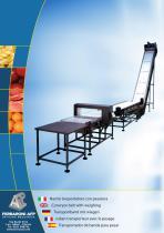 Conveyor belt with weighing