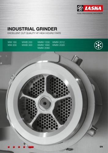 LASKA Industrial grinders