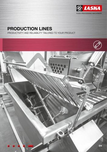 LASKA Production lines