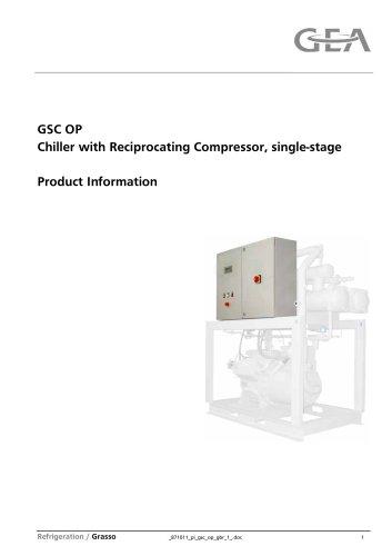 Grasso v type reciptocating compressors manual
