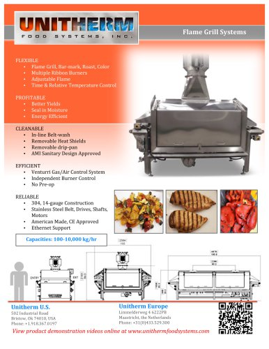 Flame Grill Systems