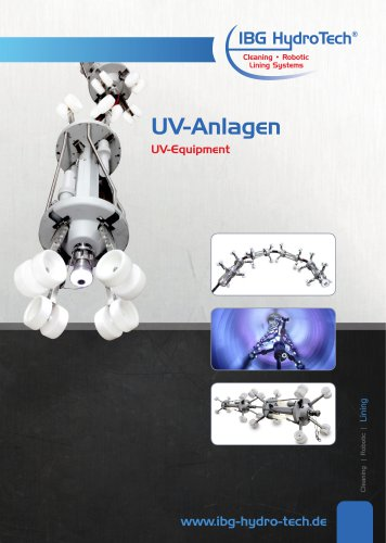 UV-equipment