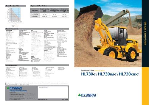 HL730 Series
