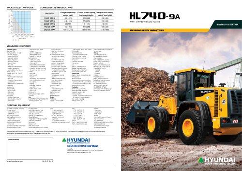 HL740-9A
