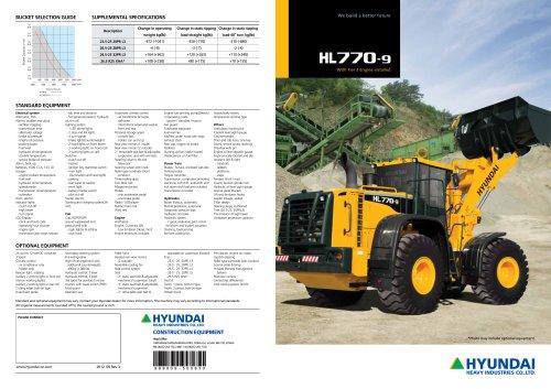 HL770-9