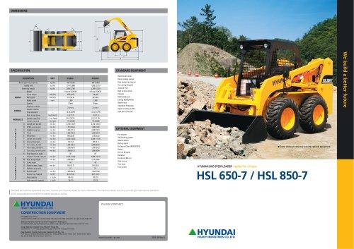 HSL650 Series